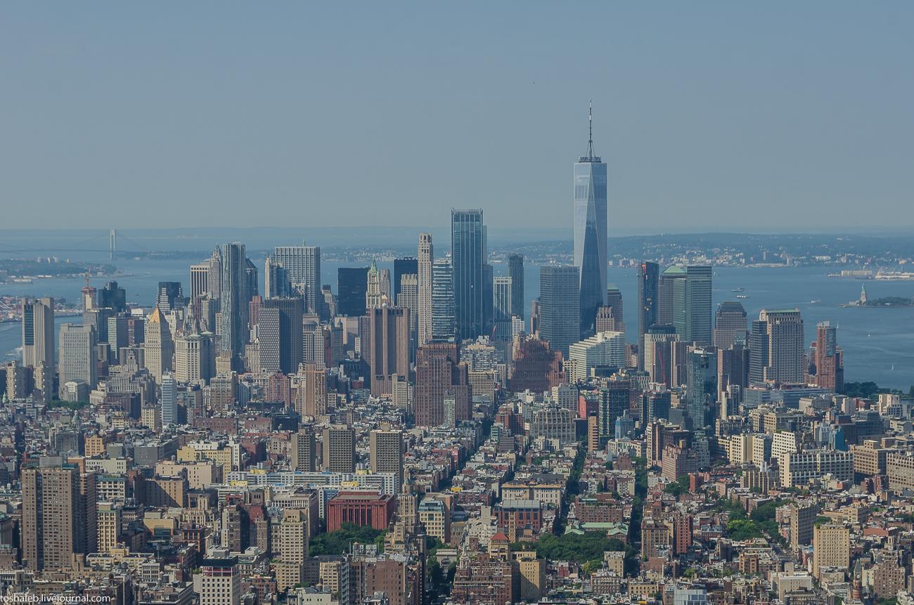Нью-Йорк_Empire State Building-52