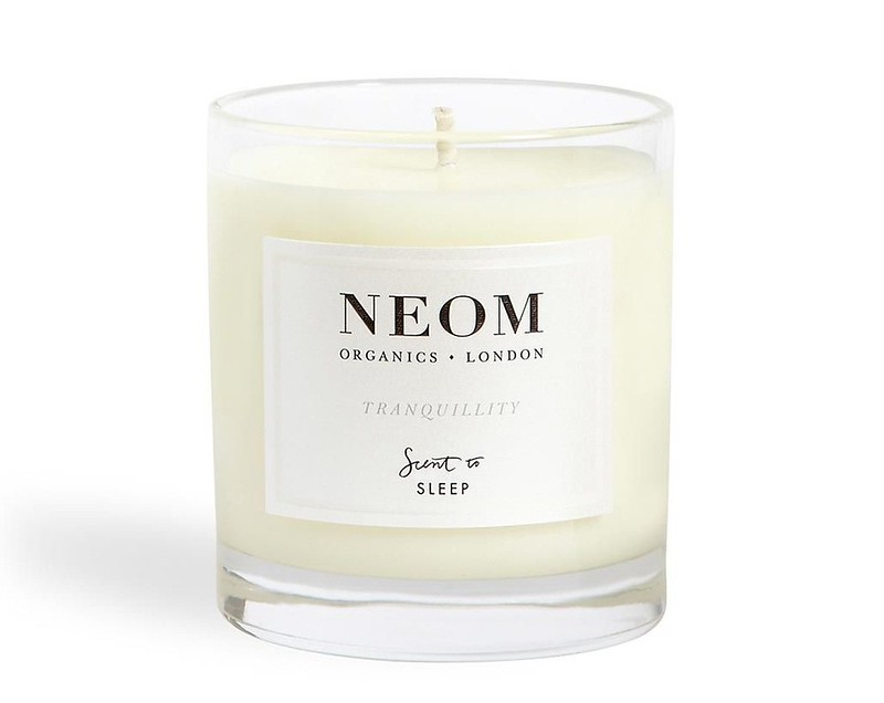 Lookfantastic x NEOM Organics Limited Edition Beauty Box - наполнение tranquillity-scented-candle-1-wick_1_1