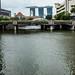 Around Clarke Quay, Singapore