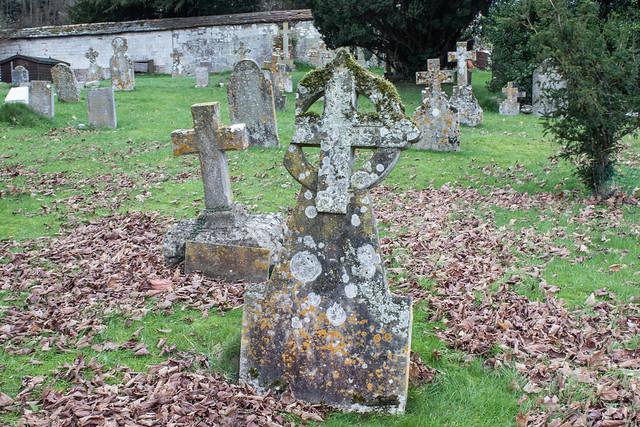 Iwerne Courtney Churchyard