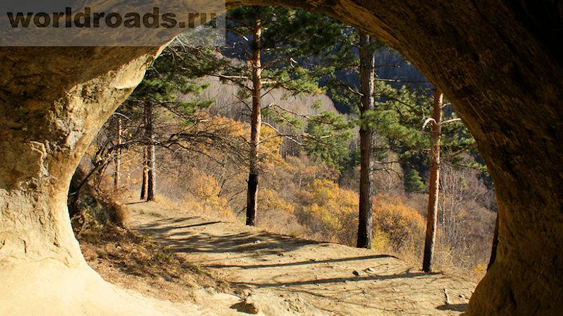 Дырявые скалы Кисловодск