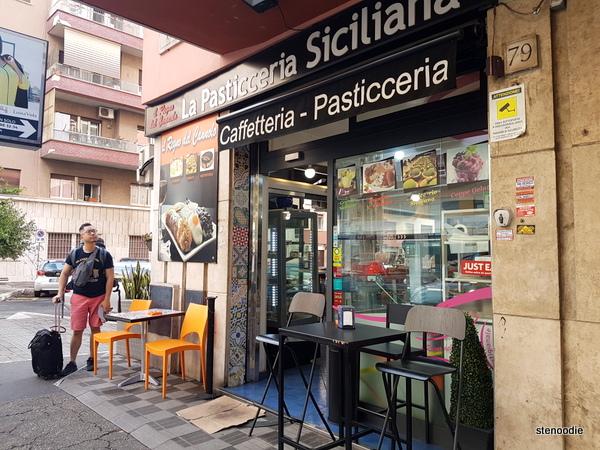La Pasticceria Siciliana storefront