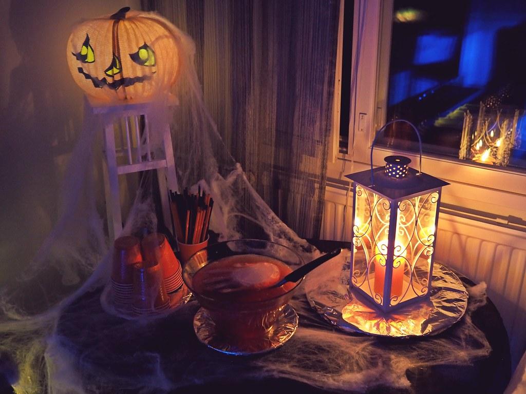 halloween booli koristelu vinkit