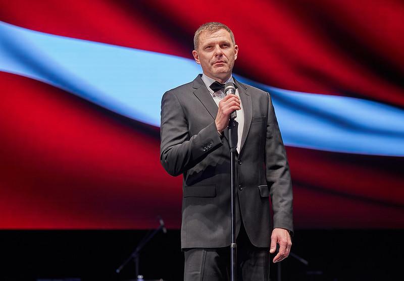 Motokrosa laureātu apbalvošanas ceremonija 2018 (Ziemeļblāzma/16.11.2018.)