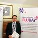 Nigel Huddleston MP at Westminster Flu Day flickr image-10