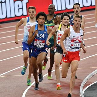 Athletics World Cup London 2018