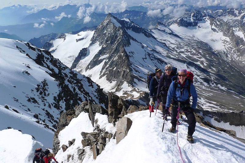 Wallis Gletsjertocht