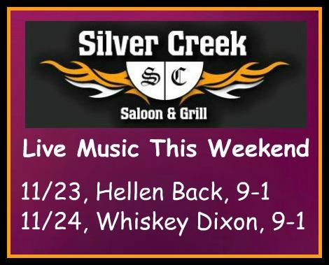 Silver Creek Poster 11-23-18