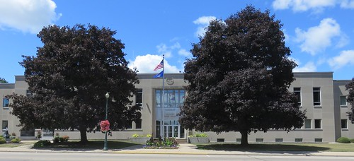 Shawano County Courthouse (Shawano, Wisconsin)