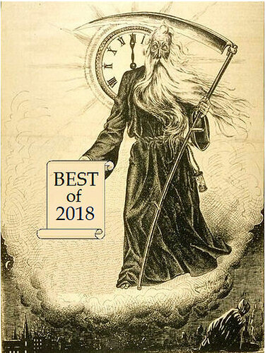 The Best of the 'Best of 2018′ Lists