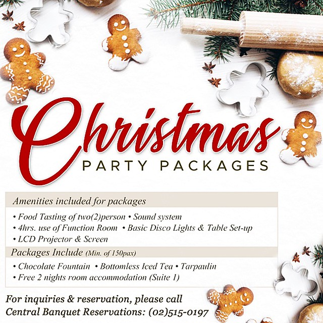 Christmas Package For FB