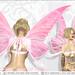 Razor/// Costume Fairy Wings - Pastels