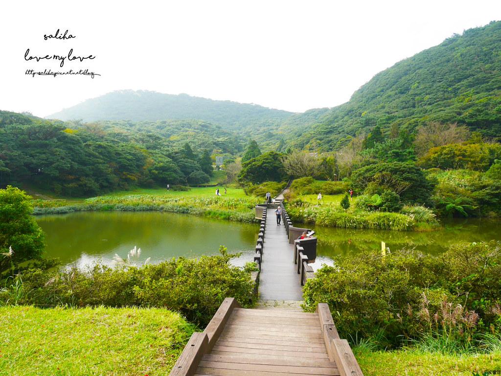 台北一日遊陽明山私房秘境推薦好玩好走親子景點大屯自然公園 (3)