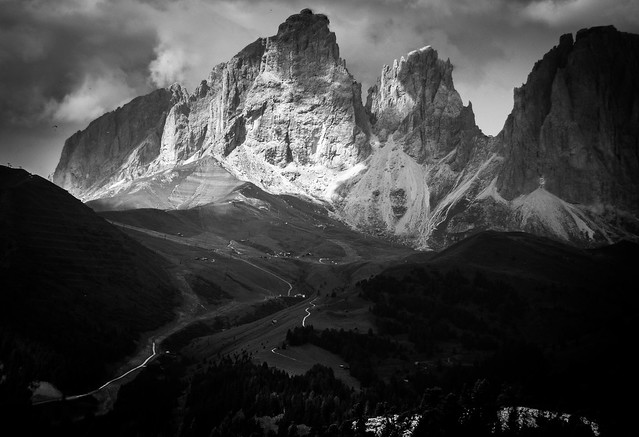 The mighty dolomites, Canon EOS M3, Canon EF50mm f/1.8 II