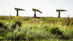2018 Uganda, On the banks of the White Nile