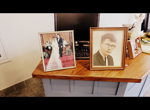 Dave's Memorial Service