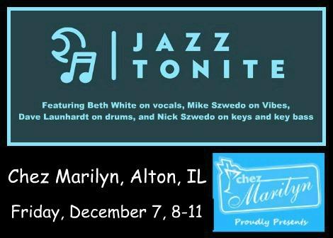 Jazz Tonight Beth White 12-7-18
