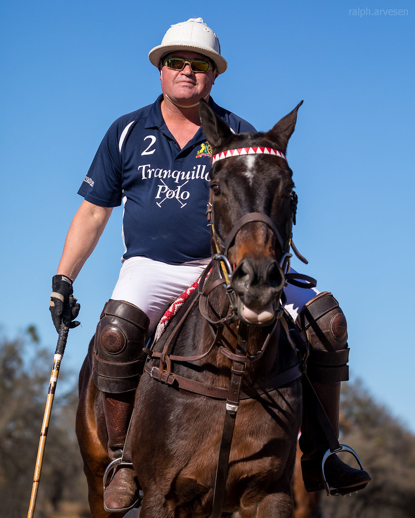 Victory Cup Polo   Ralph Arvesen