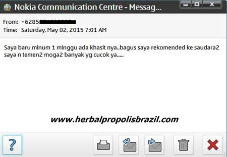 Testimoni Herbal Bersih Wanita