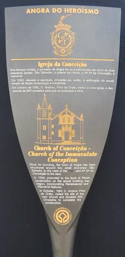 Igreja da Conceição Marker (Angra do Heroísmo, Açores)