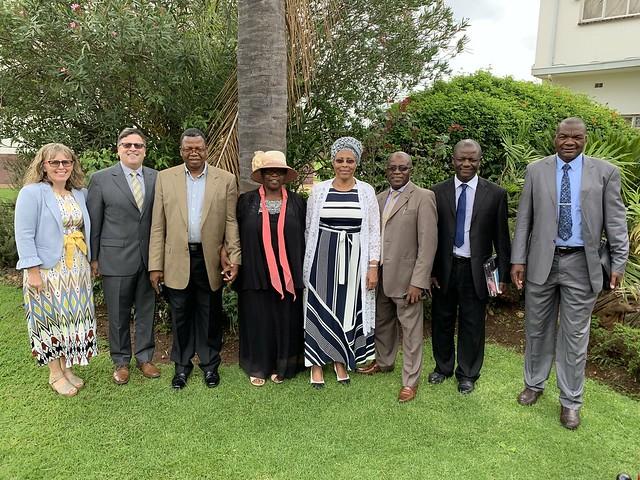 Zimbabwe Camp Meeting 2018