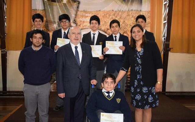 Premiación Académica ISV 2018 (Galería 9)