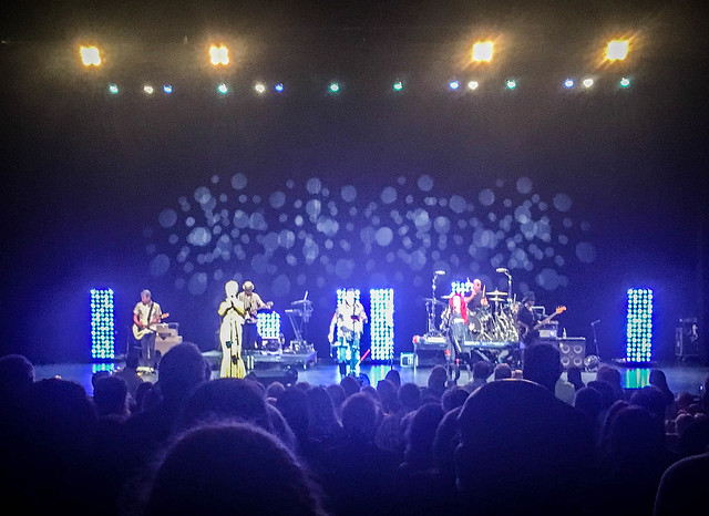B-52s at the Peace Center