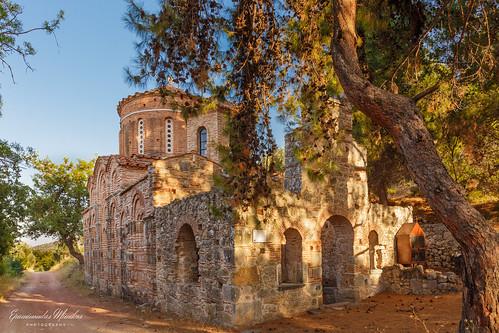 The Church of Panagia Krina