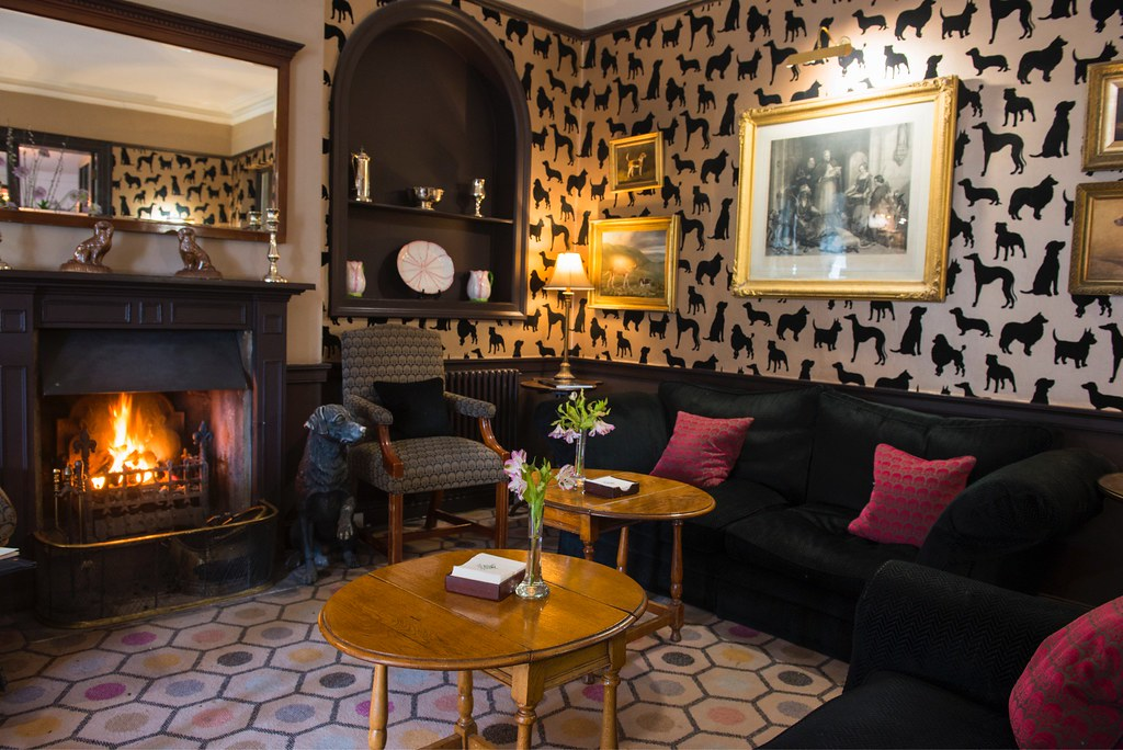 The Dog Lounge, The Devonshire Arms Hotel & Spa, Bolton Abbey