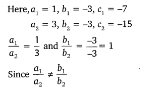 NCERT Solutions for Class 10 Maths Chapter 3 Pair of Linear Equations in Two Variables ex1 4