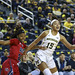 MGoBlog-JD Scott-Michigan vs. UDM-Women's Basketball-6