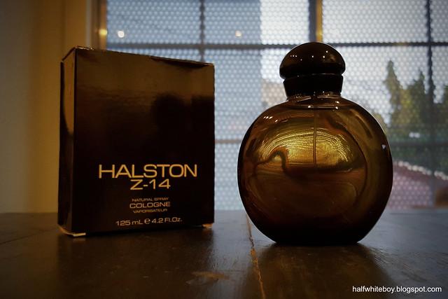 halfwhiteboy - Halston Z-14 Cologne