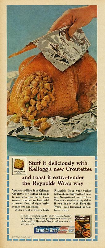 Kellogg's, Reynolds Wrap 1964