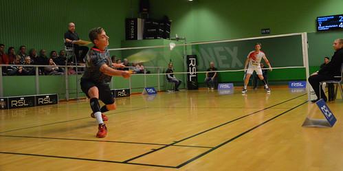 Badmintonligan 26 november 2018
