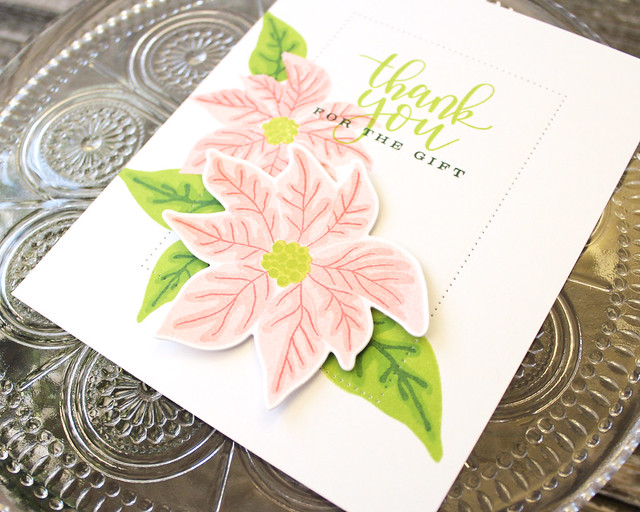 LizzieJones_PapertreyInk_SimpleToSpectacular_PaintedPoinsettias_SimpleThankYouForTheGiftCard3