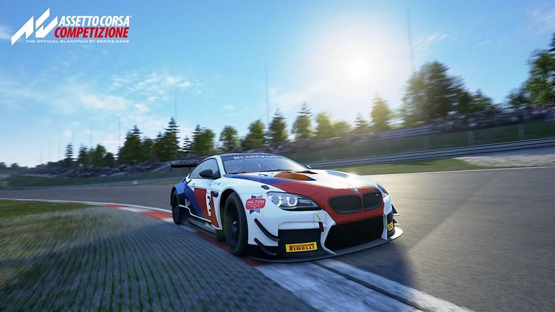 ACC BMW M8 GT3