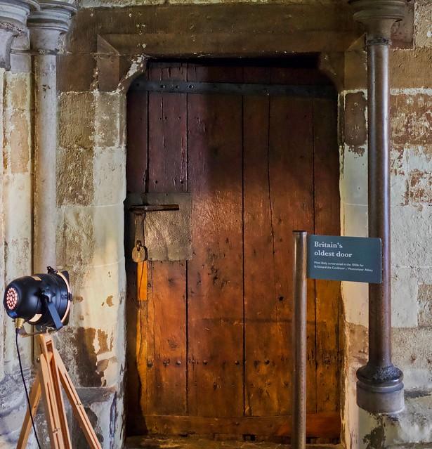 Britain's Oldest Door, Sony ILCE-7M3, Sony FE 35mm F2.8 ZA