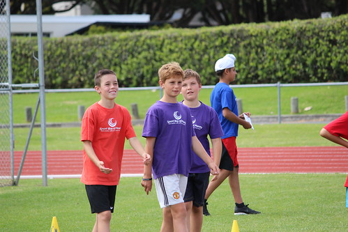 WBOP Primary School Athletics Championships 2018