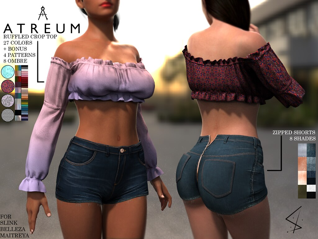 Atreum – Mara Outfit Released!