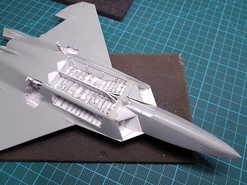Academy 1/72 F-22A Air Dominance Fighter - Sida 4 46148818391_768df3e608_c