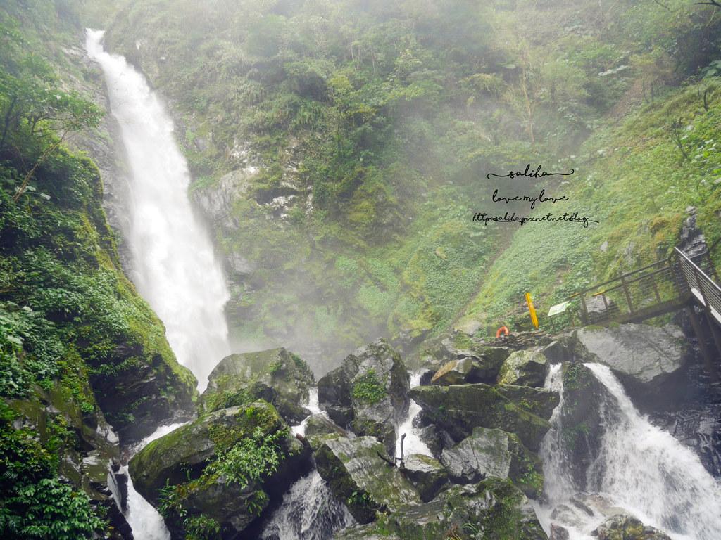 宜蘭絕美瀑布旅遊兩天一夜旅行行程景點推薦新寮瀑布步道 (8)