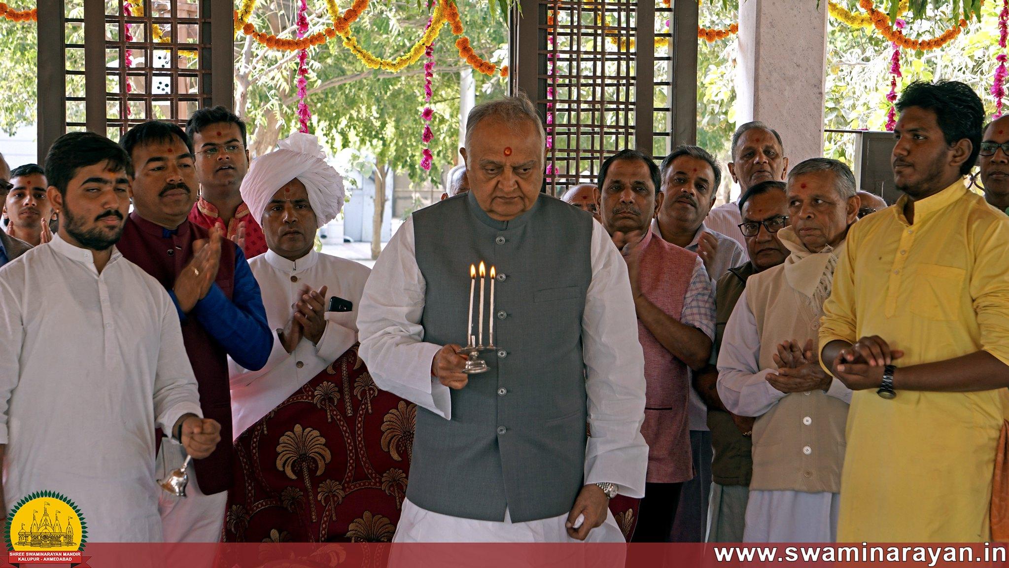 Swaminarayan Museum Yagna Shala Opening