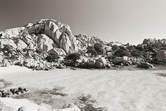 surreal landscape - spiaggia di Cala Coticcio - Caprera
