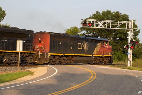 CN 2439 Wheeler WI