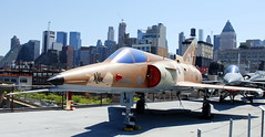 IAI Kfir C-2 , Intrepid Sea, Air and Space Museum, New York.