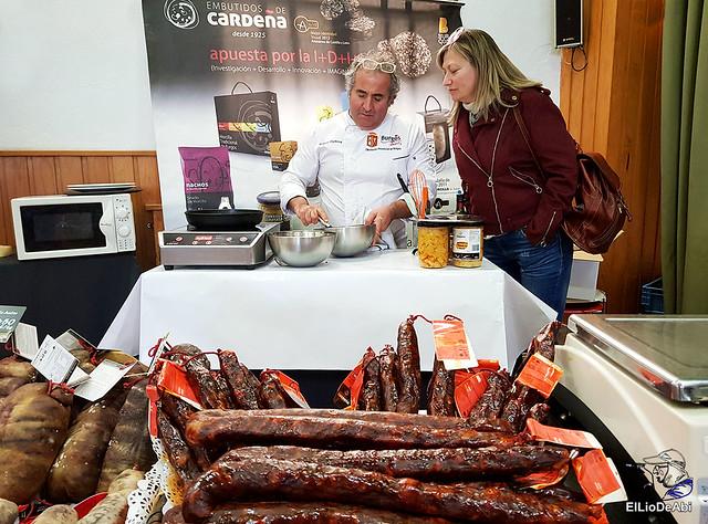 En Covaleda se elige el Mejor Chorizo del Mundo 3