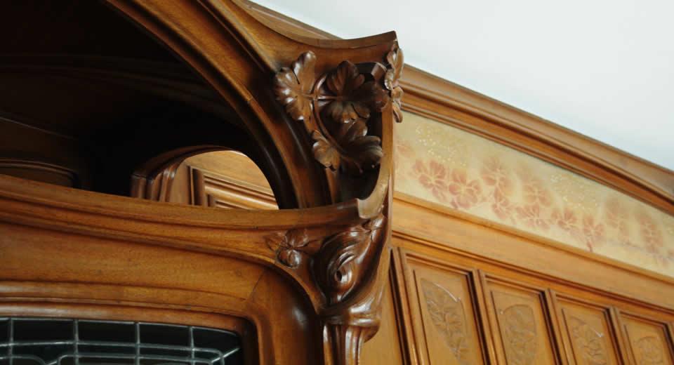 Nancy, Frankrijk: Art Nouveau, Villa Majorelle | Mooistestedentrips.nl