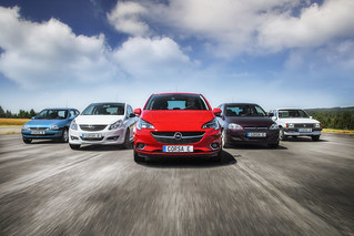 Erfolgsgeschichte: Opel Corsa