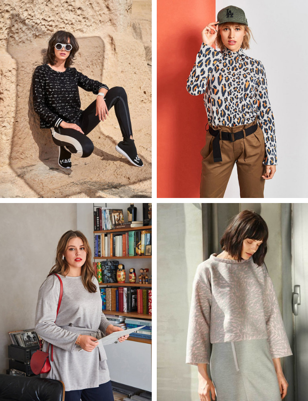 Sweater Cut Out PATTERNS