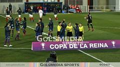 LevanteUD-SevillaFC Femenino 1-1 semis copa Reina